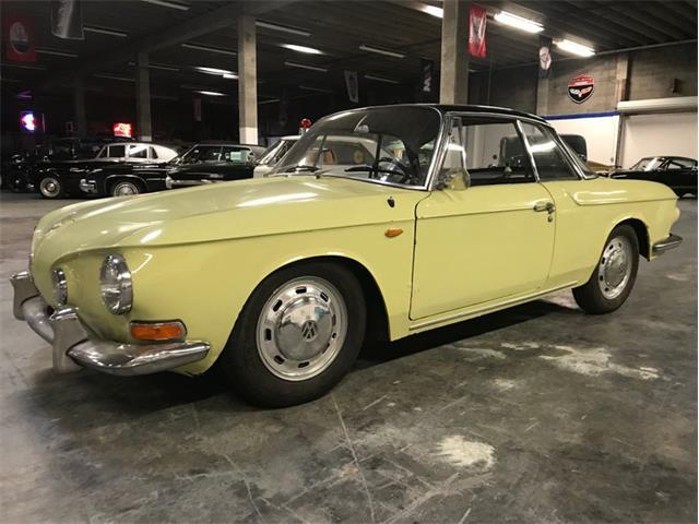 1966 Volkswagen Karmann Ghia (CC-1296583) for sale in Jackson, Mississippi