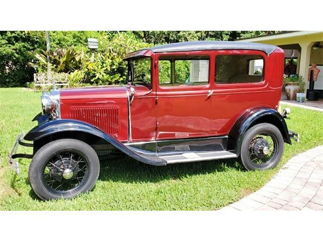 1930 Ford Model A (CC-1296596) for sale in pompano beach, Florida