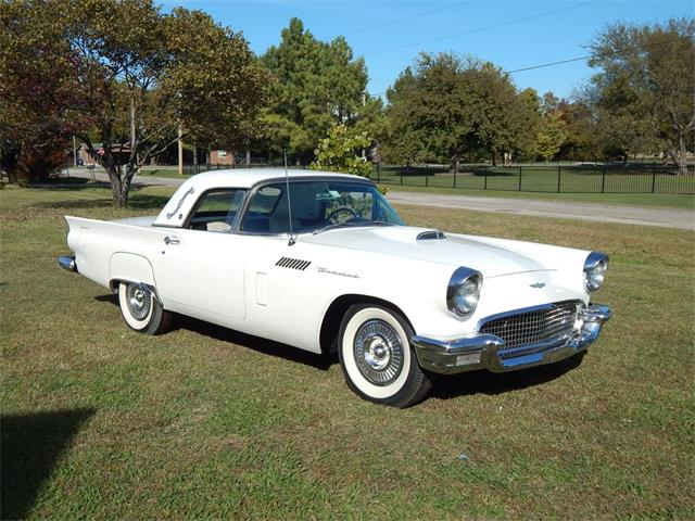 1957 Ford Thunderbird (CC-1296604) for sale in Owasso, Oklahoma