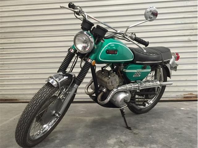 1970 Yamaha Motorcycle (CC-1296606) for sale in Jackson, Mississippi