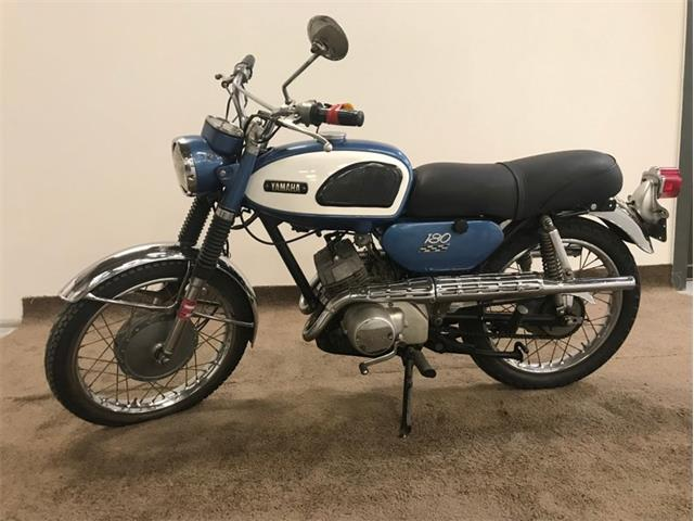 1969 Yamaha Motorcycle (CC-1296607) for sale in Jackson, Mississippi