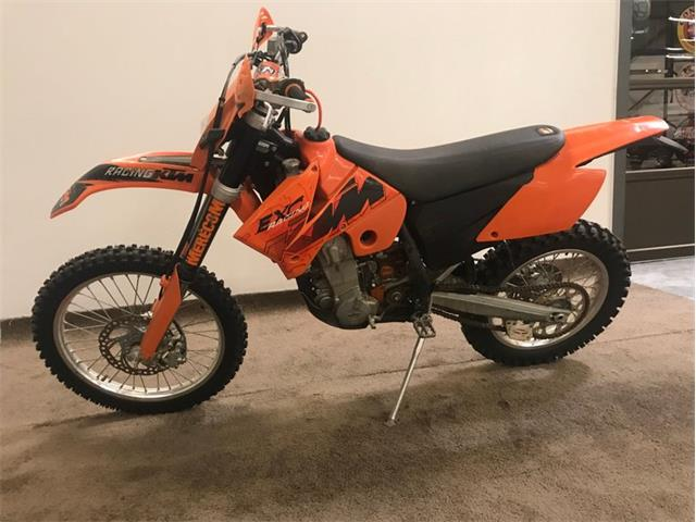 2006 KTM Motorcycle (CC-1296610) for sale in Jackson, Mississippi