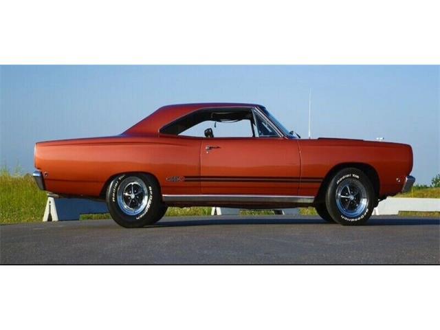 1968 Plymouth GTX (CC-1296616) for sale in CALGARY , Alberta