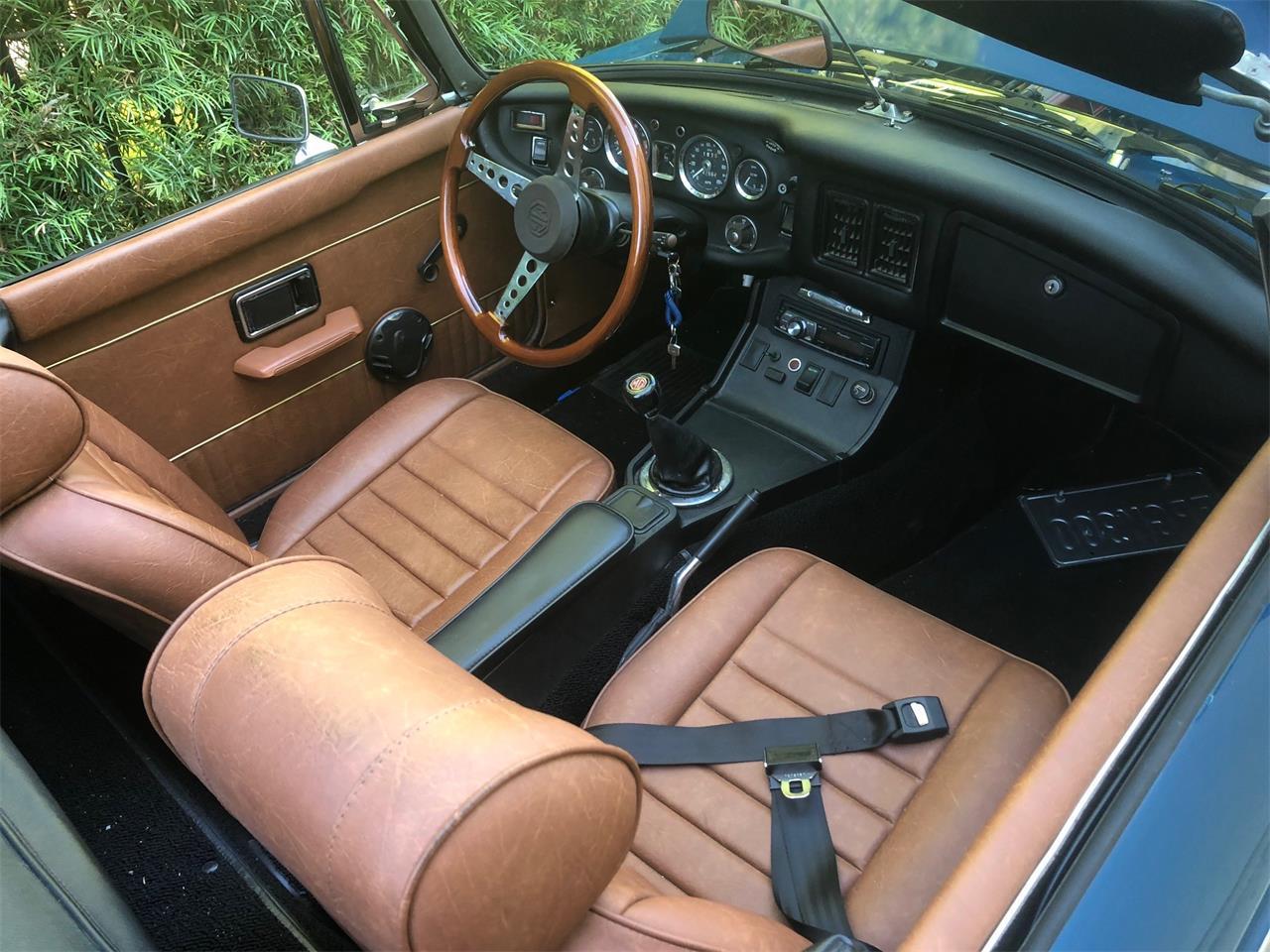 1974 MG MGB (CC-1296618) for sale in San Marino, California