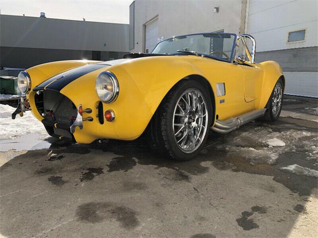 2002 AC Cobra (CC-1296622) for sale in CALGARY, Alberta