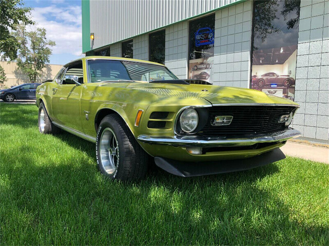 1970 Ford Mustang (CC-1296628) for sale in CALGARY, Alberta
