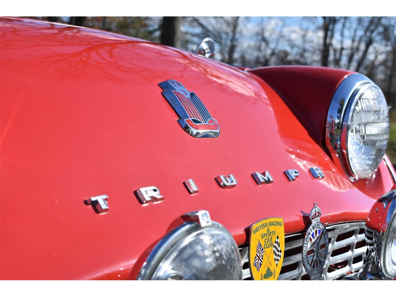 1959 Triumph TR3A (CC-1296632) for sale in Orange, Connecticut