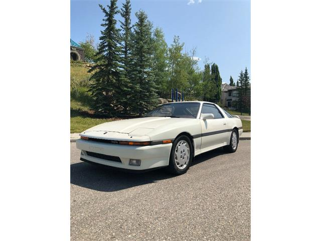1987 Toyota Supra (CC-1296635) for sale in CALGARY, Alberta