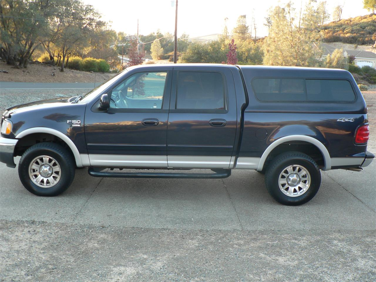 2001 Ford 1/2 Ton Pickup (CC-1296637) for sale in Placerville, California
