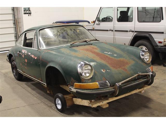 1970 Porsche 911 (CC-1296648) for sale in Cleveland, Ohio