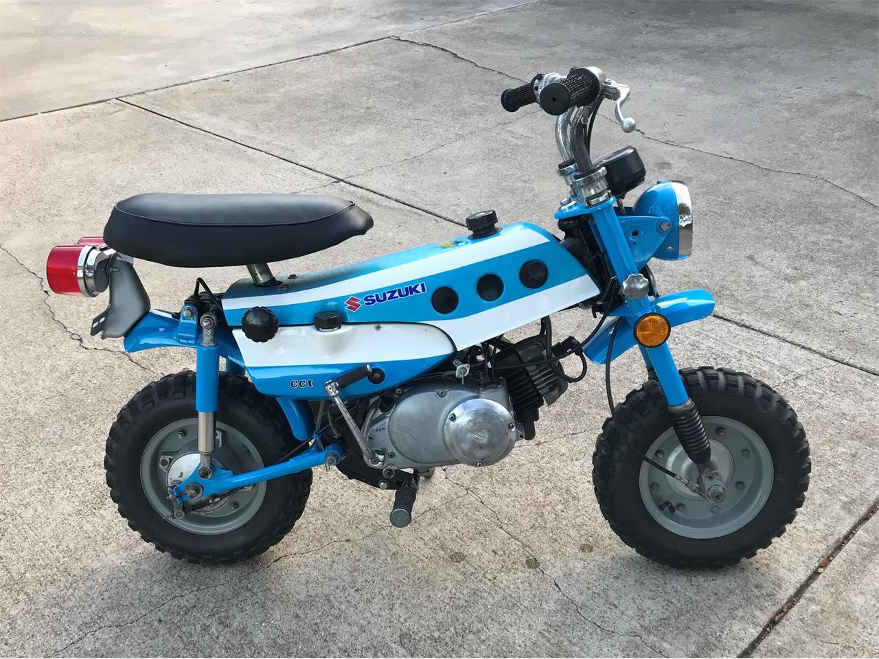 1971 Suzuki Motorcycle (CC-1296653) for sale in Rowlett, Texas