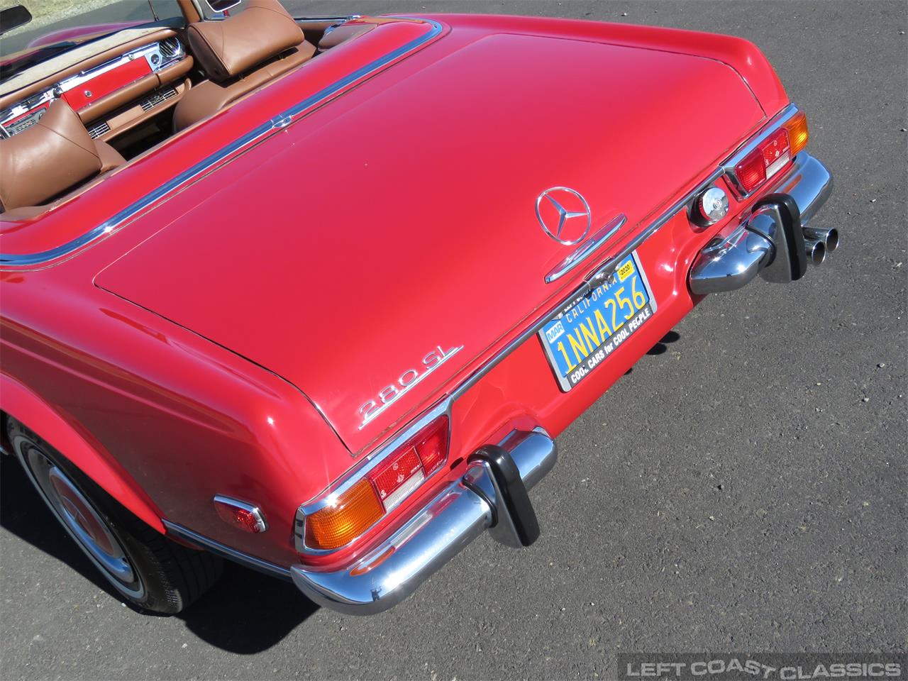 1970 Mercedes-Benz 280SL (CC-1296656) for sale in Sonoma, California