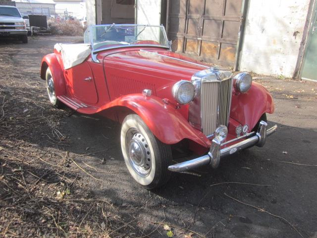 1952 MG TD (CC-1296663) for sale in Stratford, Connecticut
