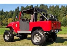 1967 Toyota Land Cruiser FJ (CC-1296664) for sale in Warrenton , Oregon
