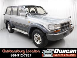 1993 Toyota Land Cruiser FJ (CC-1296671) for sale in Christiansburg, Virginia