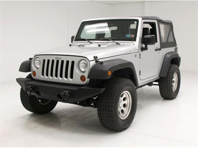 2009 Jeep Wrangler (CC-1296674) for sale in Morgantown, Pennsylvania