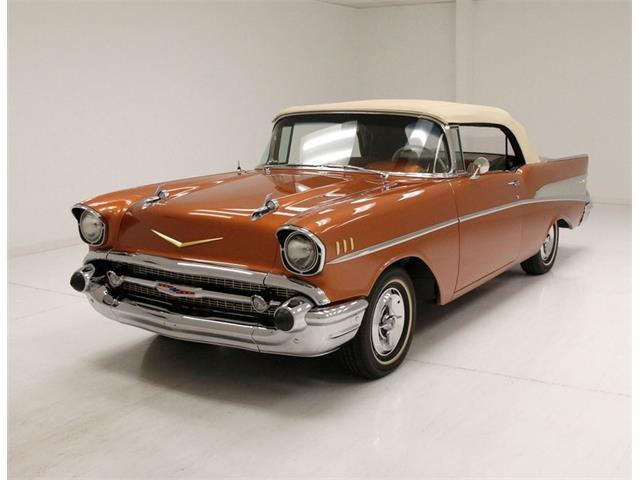1957 Chevrolet Bel Air (CC-1296675) for sale in Morgantown, Pennsylvania