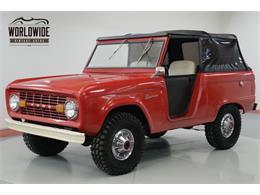 1969 Ford Bronco (CC-1296682) for sale in Denver , Colorado