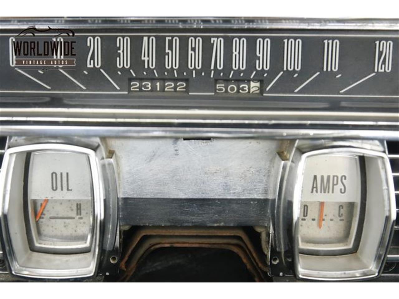 1965 Lincoln Continental (CC-1296685) for sale in Denver , Colorado