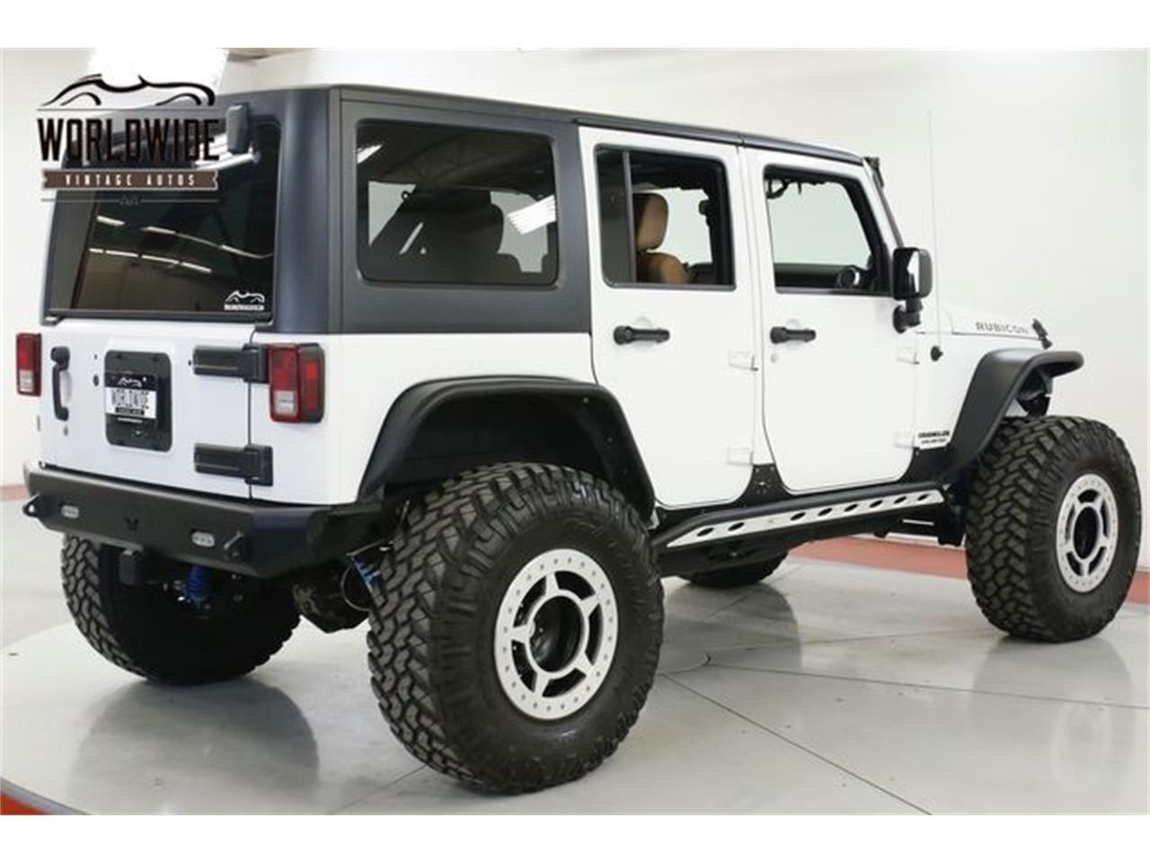 2012 Jeep Wrangler (CC-1296688) for sale in Denver , Colorado
