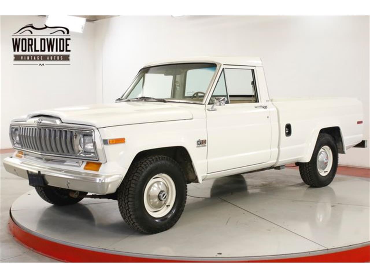 1983 Jeep CJ (CC-1296690) for sale in Denver , Colorado