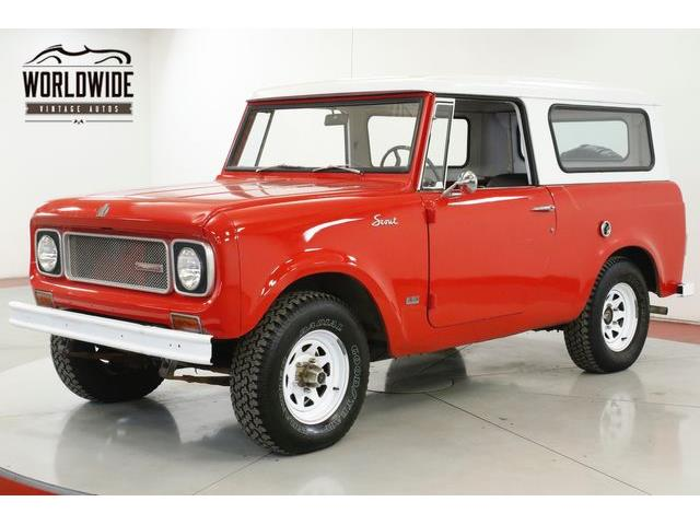 1970 International Scout 800A (CC-1296691) for sale in Denver , Colorado