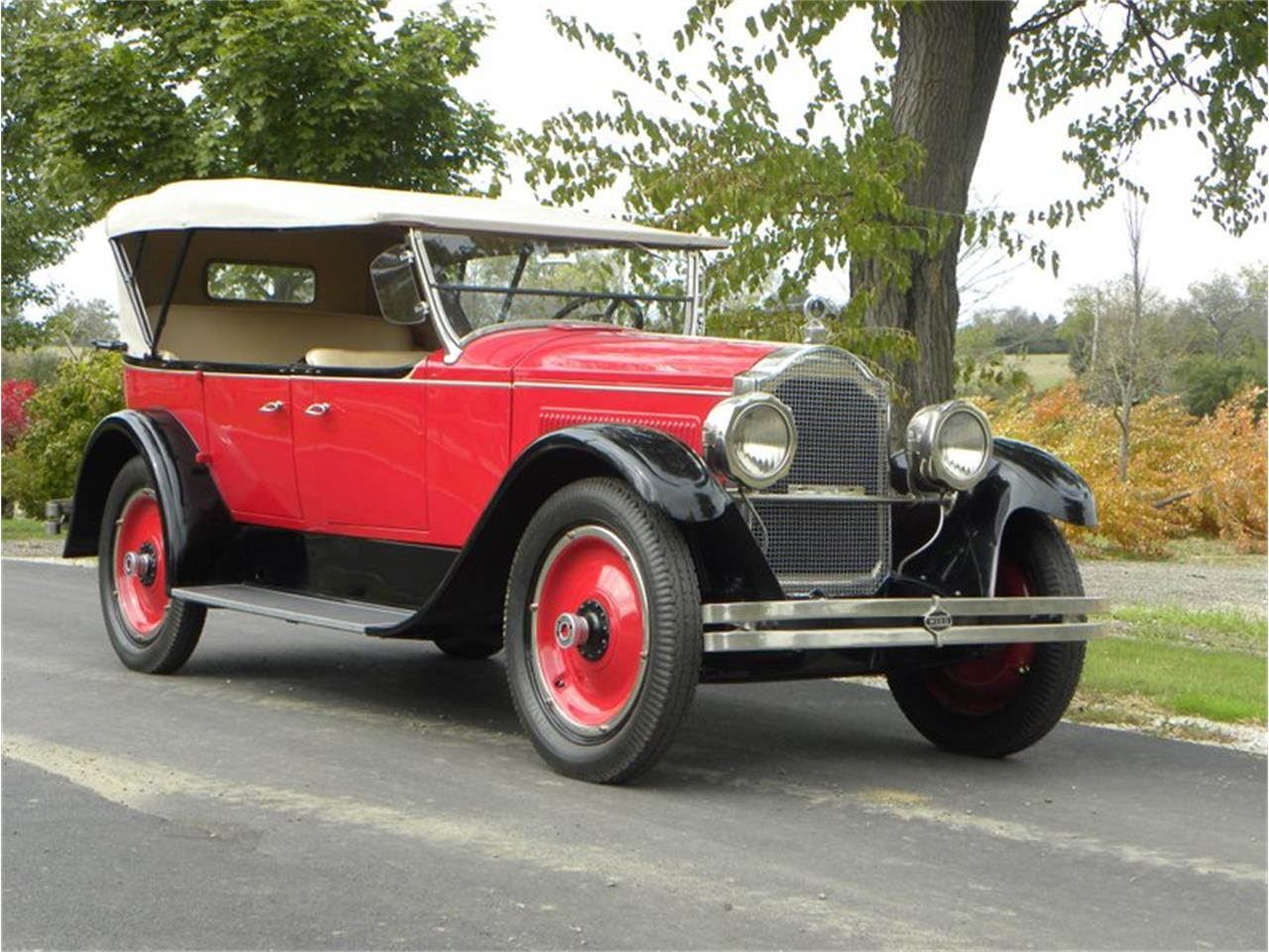 1923 Packard Six (CC-1296692) for sale in Volo, Illinois