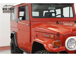 1975 Toyota Land Cruiser FJ40 (CC-1296694) for sale in Denver , Colorado