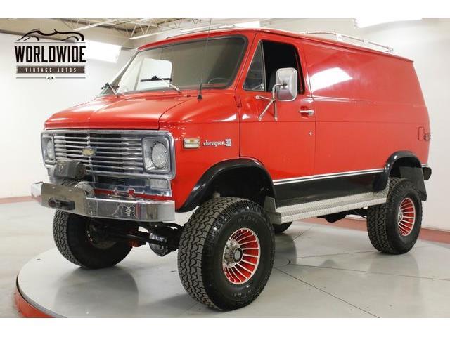1976 Chevrolet Van (CC-1296696) for sale in Denver , Colorado