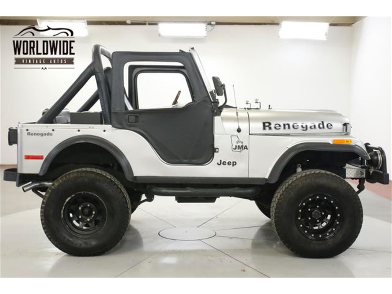 1978 Jeep CJ5 (CC-1296697) for sale in Denver , Colorado