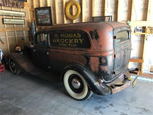 1934 Ford Sedan Delivery (CC-1296707) for sale in Cadillac, Michigan