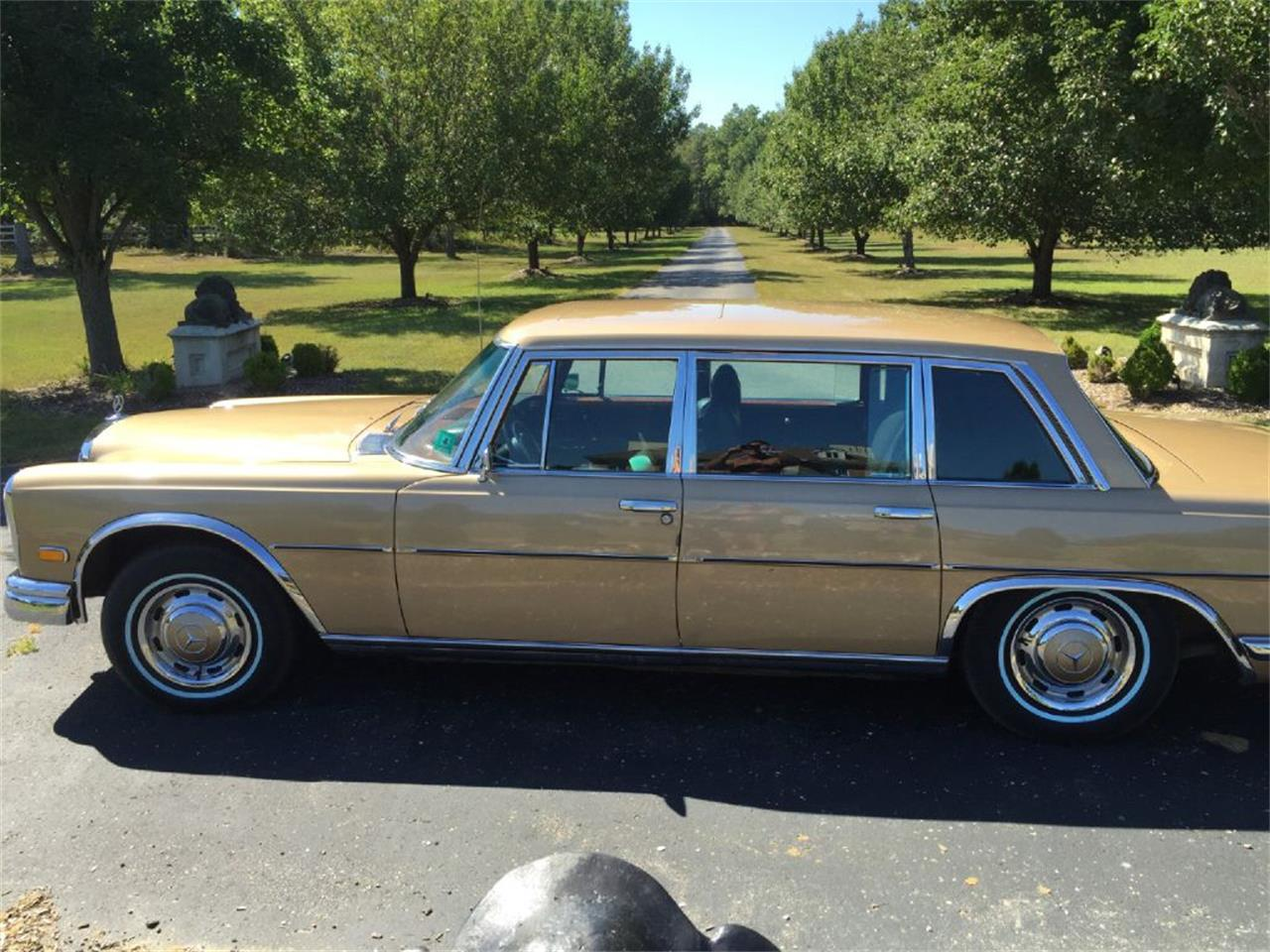 1969 Mercedes-Benz 600 (CC-1296718) for sale in West Pittston, Pennsylvania