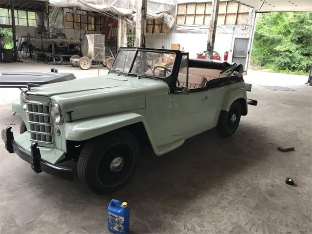 1951 Willys Jeepster (CC-1296719) for sale in West Pittston, Pennsylvania