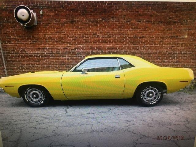 1971 Plymouth Cuda (CC-1296724) for sale in Punta Gorda, Florida