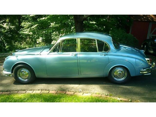 1962 Jaguar Mark I (CC-1296726) for sale in Punta Gorda, Florida