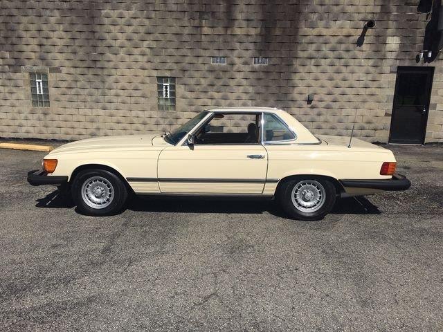 1980 Mercedes-Benz 450SL (CC-1296729) for sale in Punta Gorda, Florida