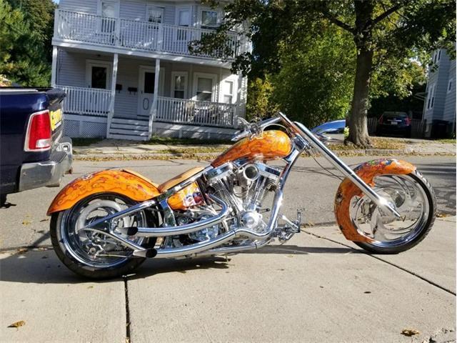 2006 Custom Motorcycle (CC-1296737) for sale in Punta Gorda, Florida
