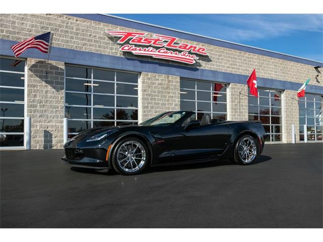 2017 Chevrolet Corvette (CC-1296739) for sale in St. Charles, Missouri