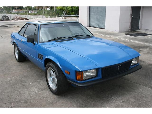 1982 De Tomaso Longchamp (CC-1296740) for sale in Punta Gorda, Florida