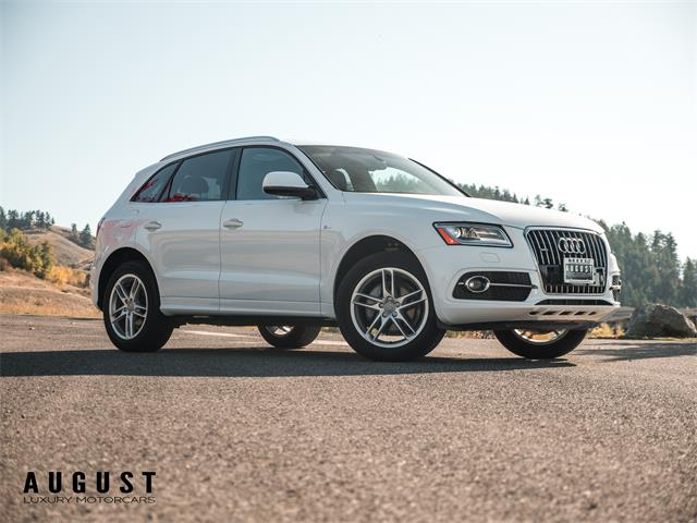 2016 Audi Q5 (CC-1296776) for sale in Kelowna, British Columbia