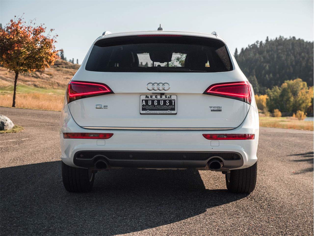 2016 Audi Q5 (CC-1296776) for sale in Kelowna, British Columbia