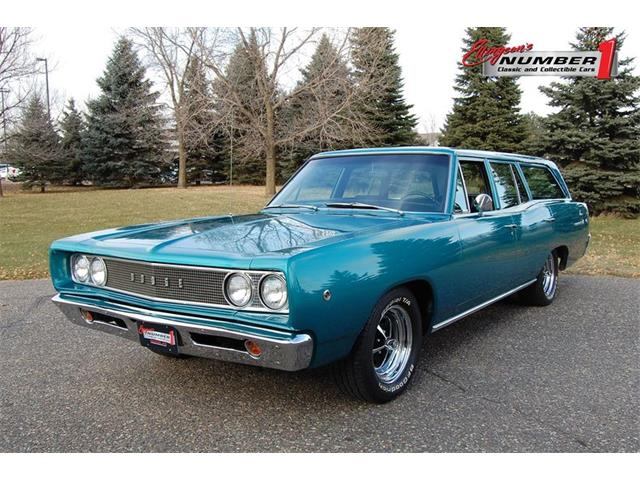1968 Dodge Coronet (CC-1296790) for sale in Rogers, Minnesota