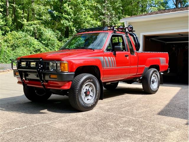 1987 Toyota SR5 (CC-1296792) for sale in Raleigh, North Carolina