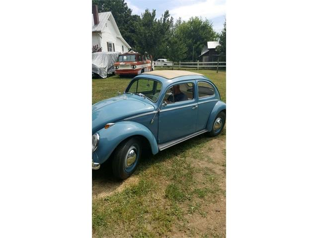 1959 Volkswagen Beetle (CC-1296794) for sale in Raleigh, North Carolina