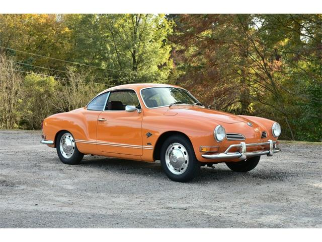 1971 Volkswagen Karmann Ghia (CC-1296796) for sale in Raleigh, North Carolina