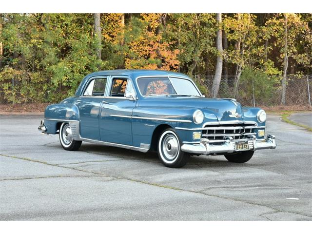 1950 Chrysler Windsor (CC-1296798) for sale in Raleigh, North Carolina
