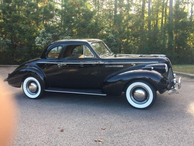 1939 Buick Business Coupe (CC-1296801) for sale in Raleigh, North Carolina