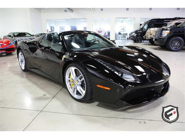 2017 Ferrari 488 (CC-1296807) for sale in Chatsworth, California