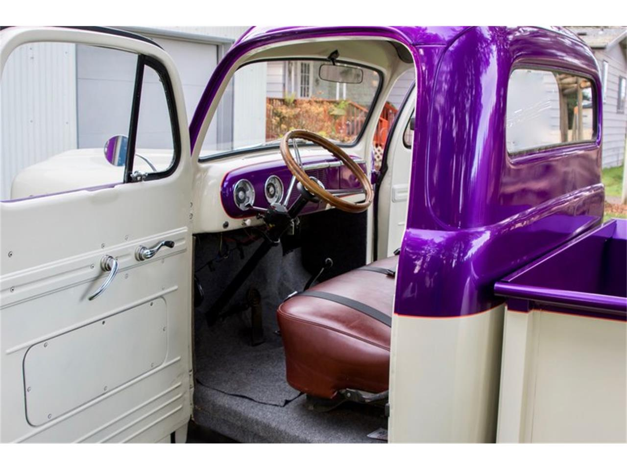 1951 Ford F1 (CC-1296815) for sale in Seattle, Washington