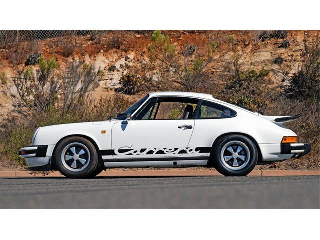 1975 Porsche 911 (CC-1296820) for sale in San Diego, California